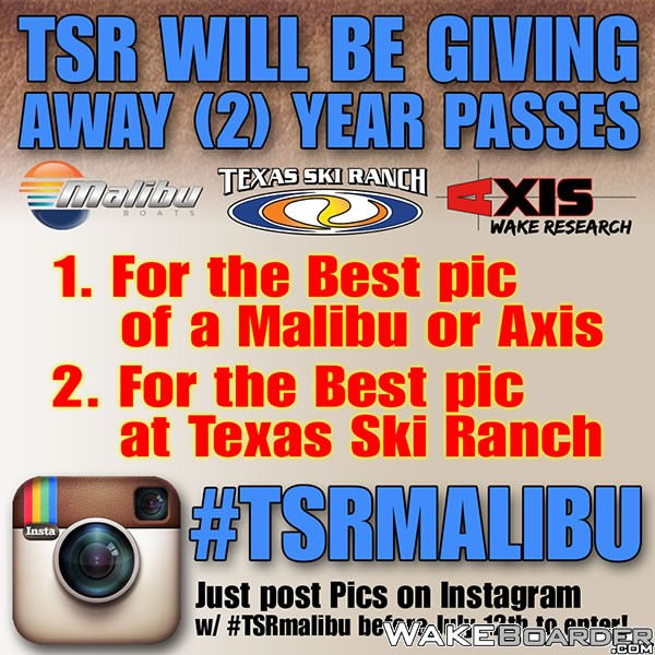 TSR Cable Pass Contest
