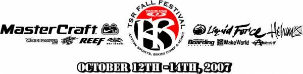 TSR Fall Festival