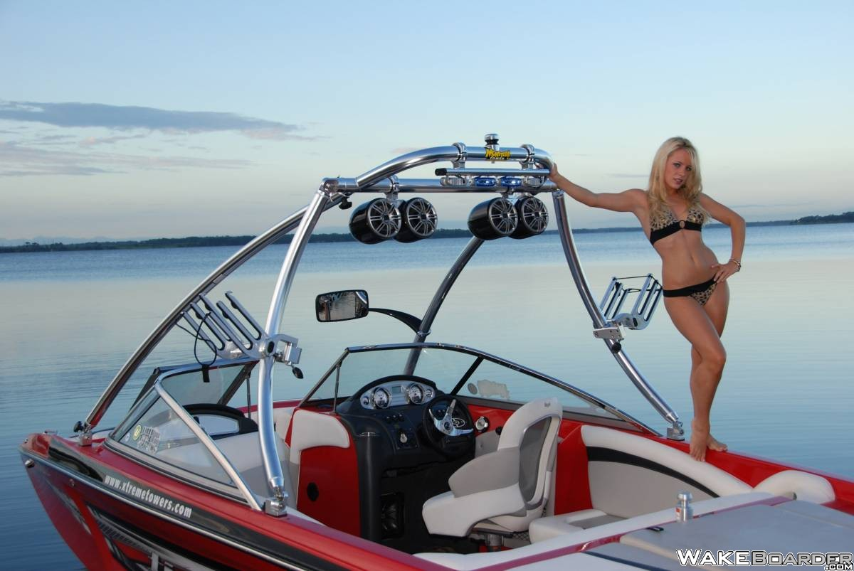 Wakeboard videos and wakeboard pictures monster tower for Housse retroviseur