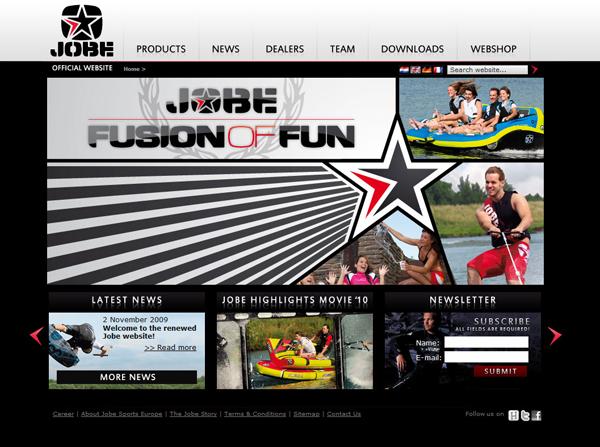 jobe website