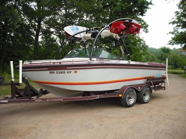 1987 Supra Sunsport Ski Boat - $6200 (Woodstock, GA)