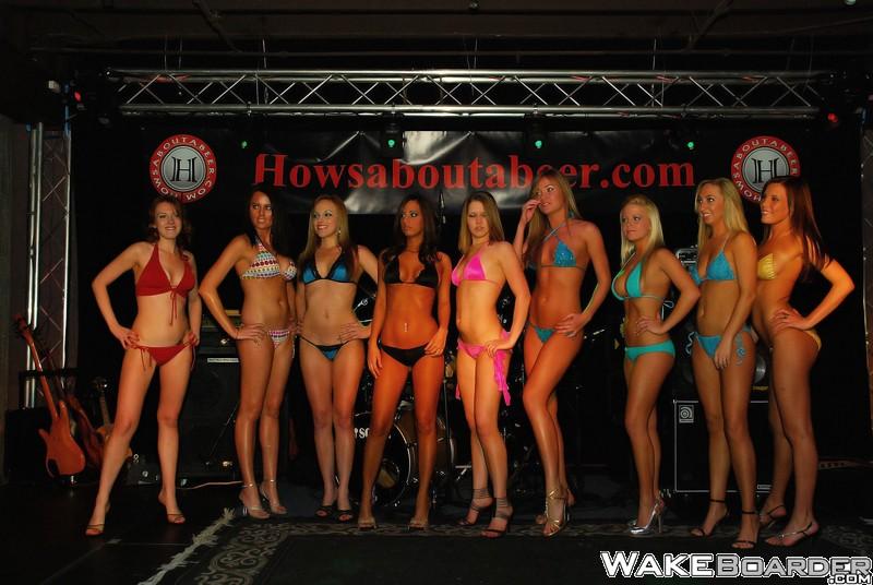 Bikini-Contestants