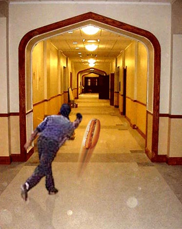 hotdoghallway